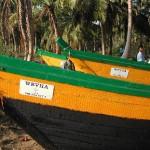 Bateaux à moteur Guptapara