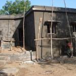 Construction des maisons