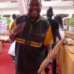 Amadou Gaye - Président FNBS