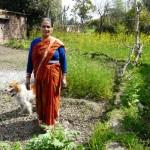 Jardin à Ganespur