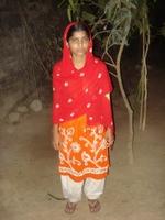 Sarifa, bénéficiaire du programme