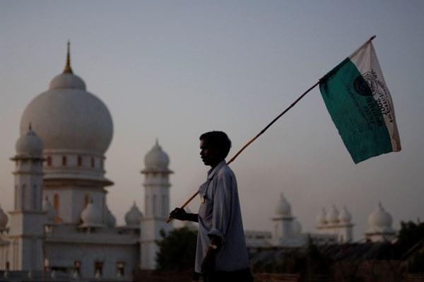 Marcheur de la Janadesh