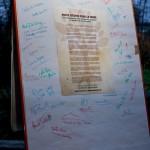Signature du Pacte