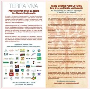 Pacte citoyen pour la Terre