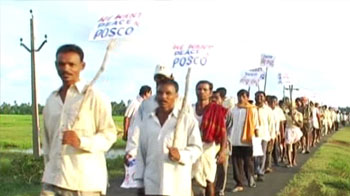 POSCO-demonstration