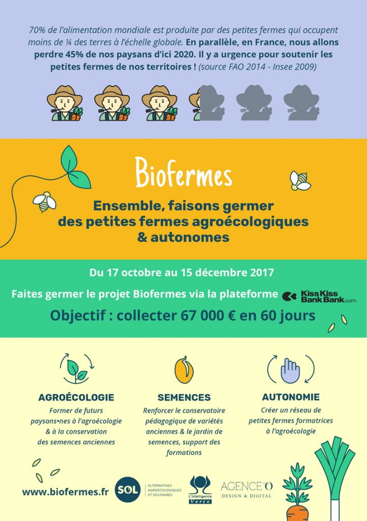 Campagne Biofermes 2017