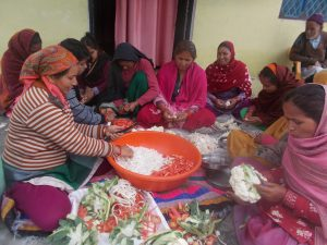 Food processing training local villages (3)