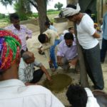 Ghana mirit training, Rajasthan, by R.S. Rawat