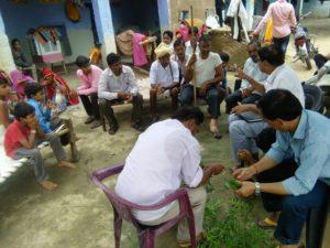 Formation à l'agriculture biologique avec les paysans et paysannes