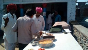 Sensibilisation à la préservation des semences au Rajasthan