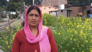 Kamlesh Devi, Keshowala