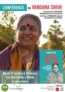 Affiche Conférence-Vandana-22-10