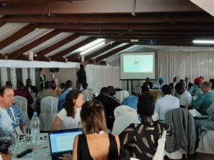 Journées de l'Agroécologie organisées par la Dytaes en 2020, à Dakar