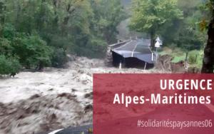 Visuel urgence Alpes-Maritimes V1